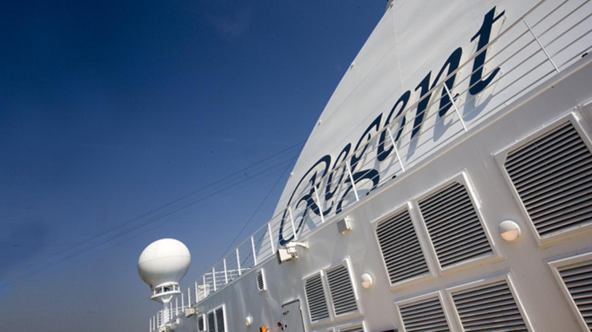 El Regent es el máximo exponente del lujo en los cruceros turísticos.