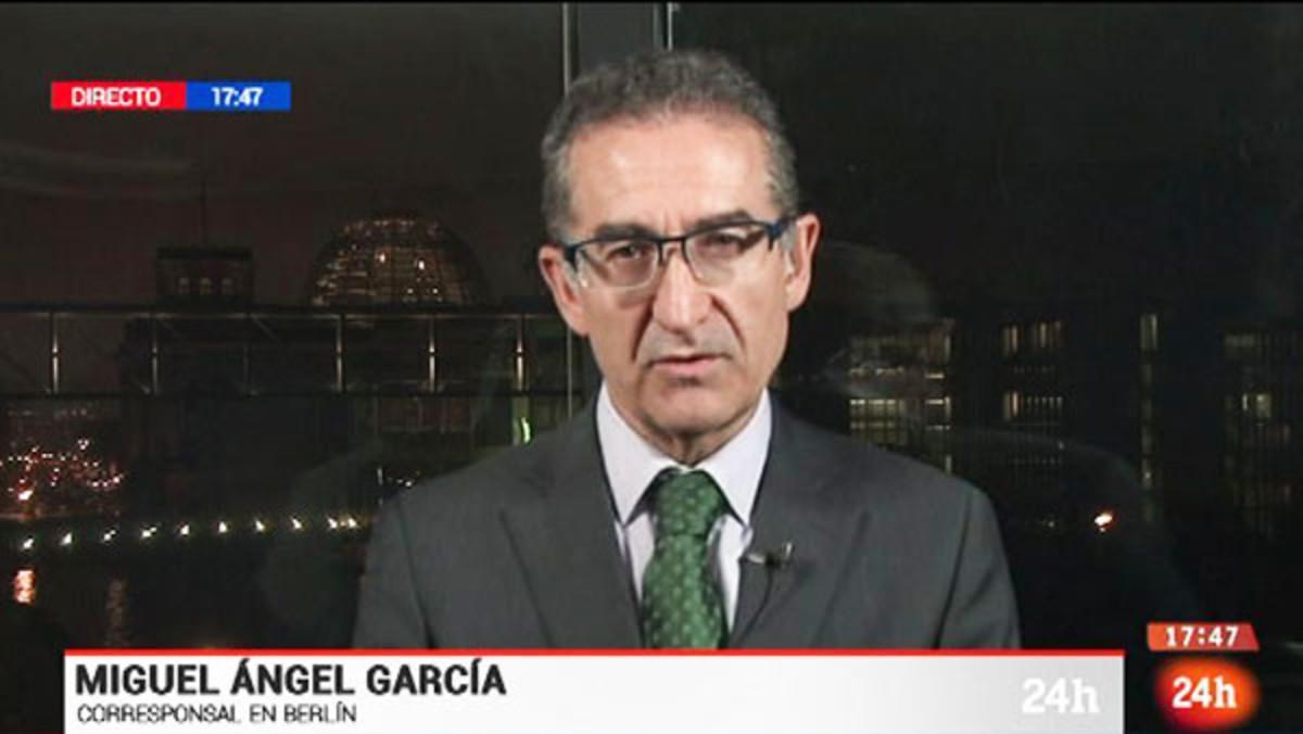 Miguel Ángel García Rodríguez, actual corresponsal de TVE en Berlín, se hará cargo de la delegación de la tele estatal en Lisboa.
