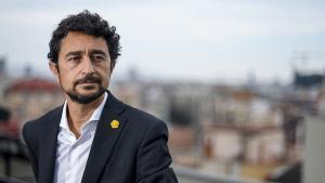 Entrevista conDamià Calvet, candidato a las primarias de JxCat.