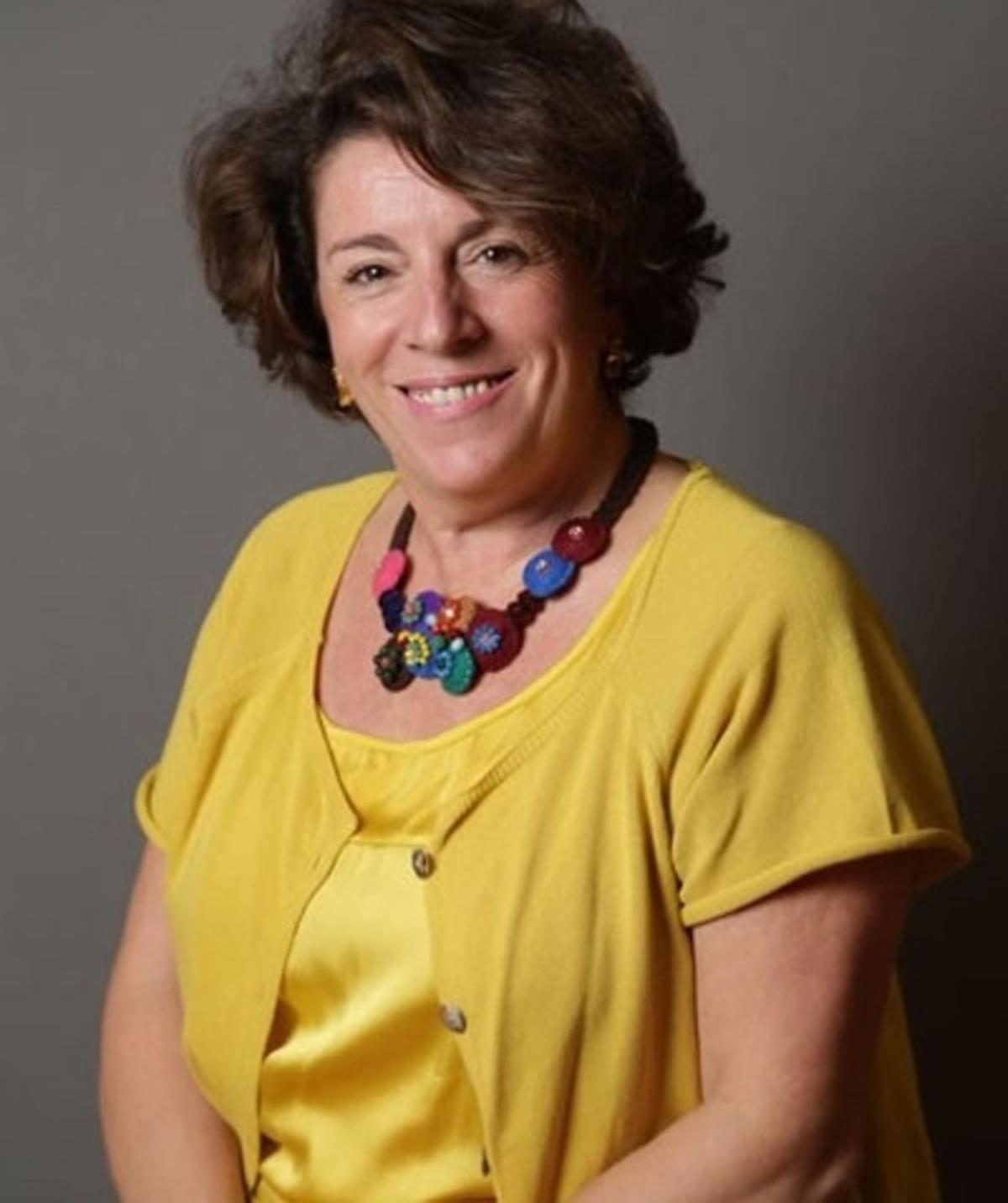 La responsable de la sectorial de igualdad y derechos civiles de CDC,Sílvia Requena.