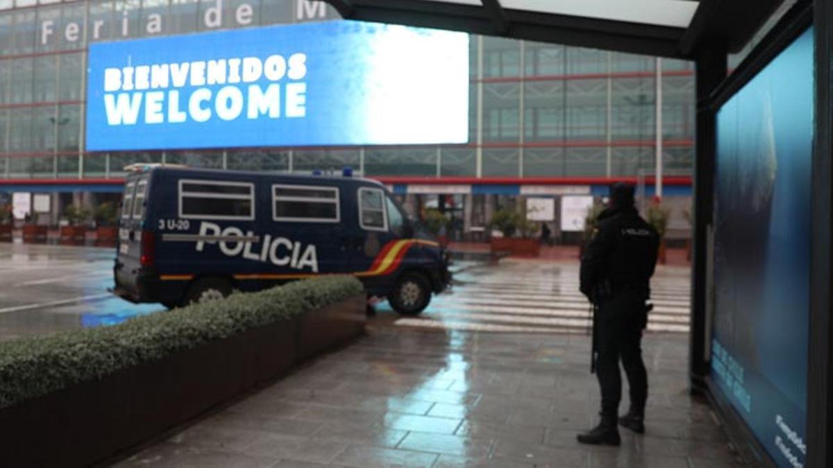 Interior blinda Madrid para la Cumbre del Clima.
