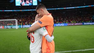 «¿Algú ha vist el que ha fet Pedri, un nen de 18 anys, en aquesta Eurocopa?