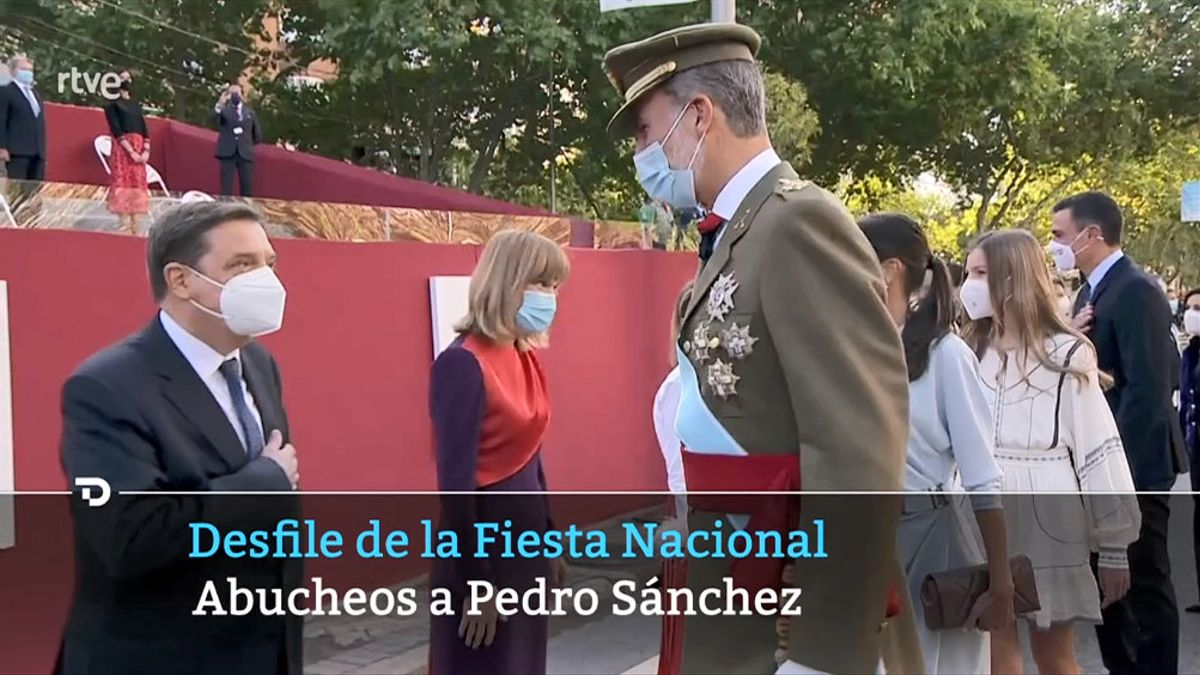 Apertura del 'Telediario'(TVE-1).