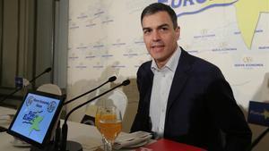 Sánchez proposa dos impostos a la banca per finançar les pensions