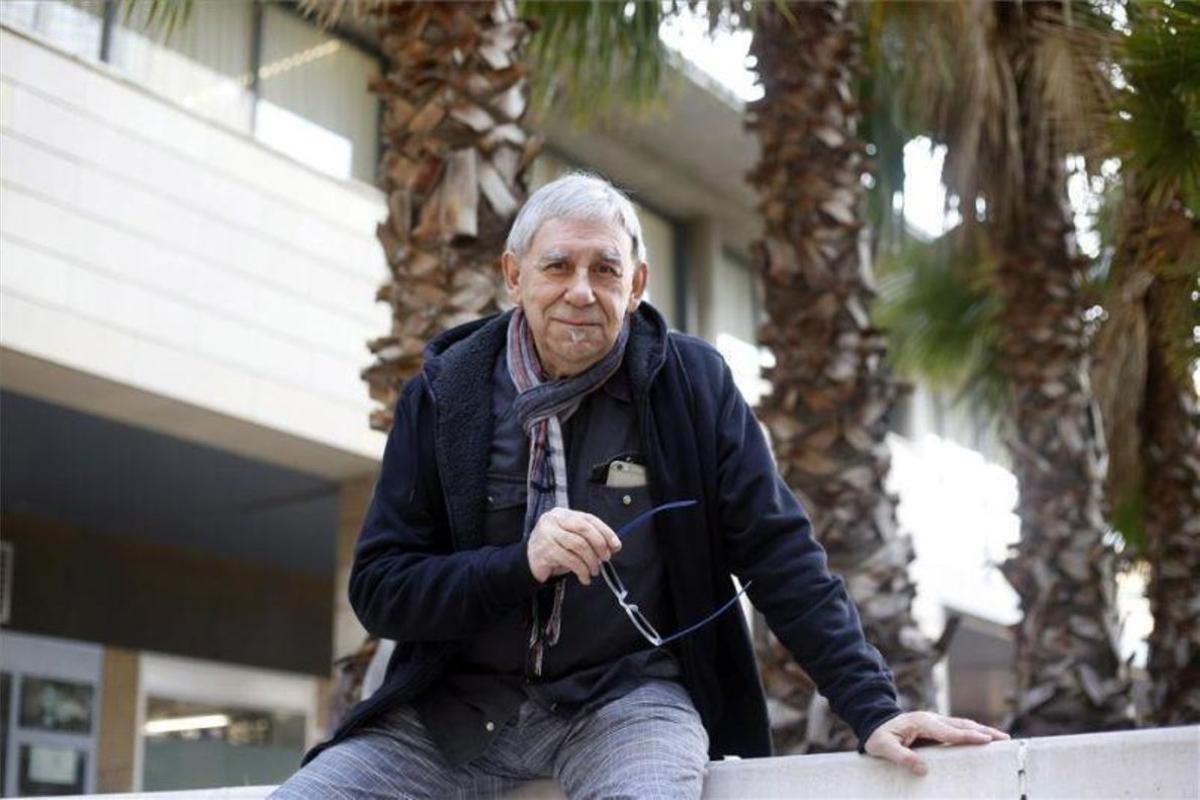 El cantautor Joaquín Carbonell, símbolo de la canción aragonesa