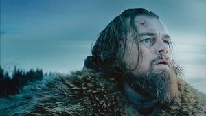 Leonardo DiCaprio en una imagen promocional de 'El renacido'.