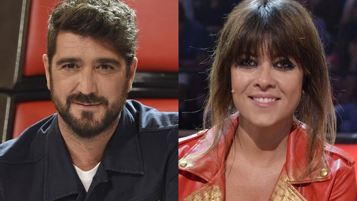 Antonio Orozco y Vanesa Martín.