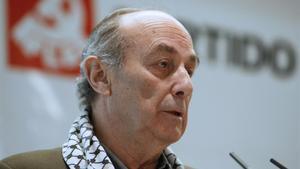 Mor Paco Frutos, líder històric del PCE