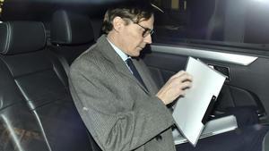 Alexander Nix, responsable de Cambridge Analytica.