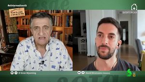 David Broncano desvela en 'El intermedio' la edad con la que perdió la virginidad