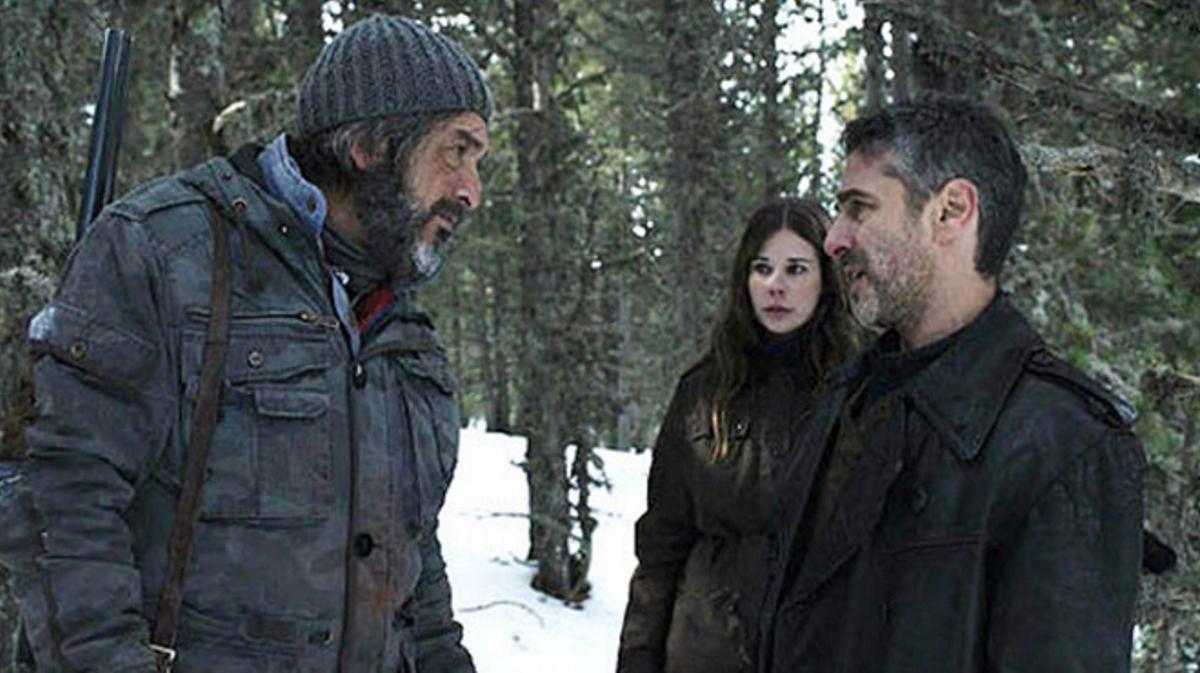 Trailer en español de la película 'Nieve negra'
