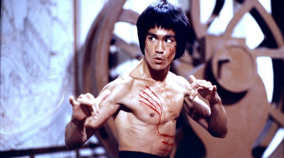 Bruce Lee, 'el pequeño dragón' de los mil talentos, cumpliría hoy 80 años