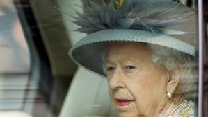 La reina Isabel II, en la apertura del Parlamento británico, en el palacio de Westminster, el pasado 11 de mayo, en Londres.