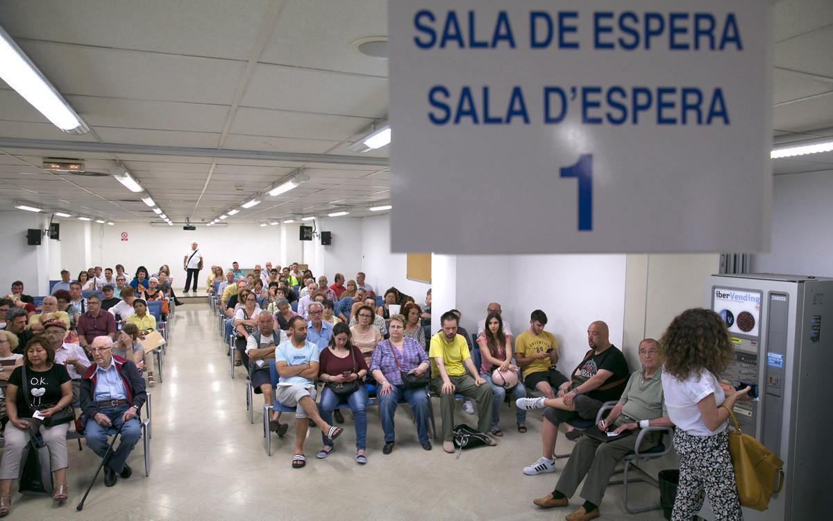 Catalunya supera la mitjana espanyola en declaracions de renda a pagar
