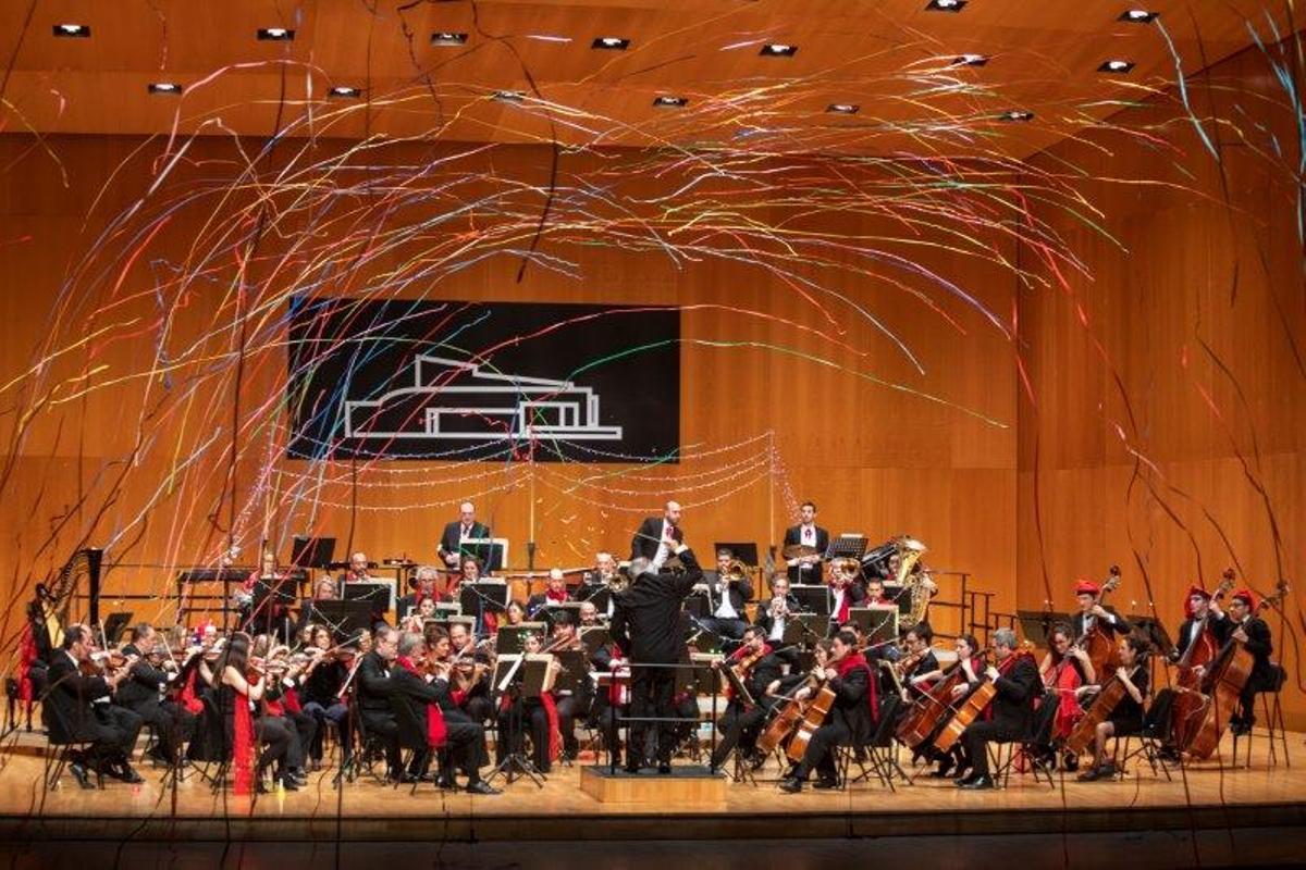 Imagen de la Orquestra Simfónica Sant Cugat