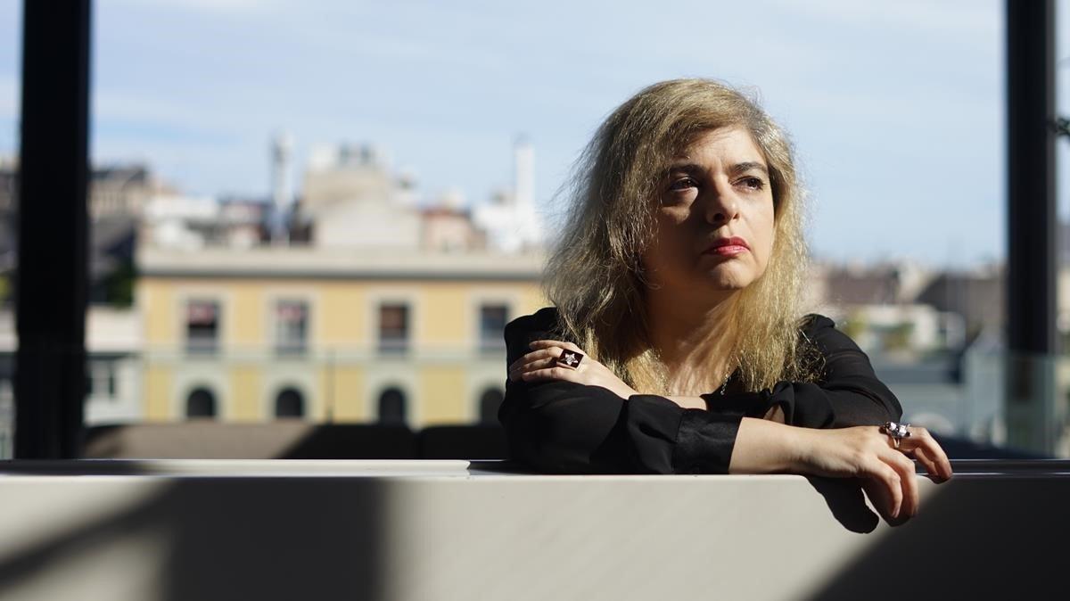 Mariana Enríquez, premio Herralde de Novela.