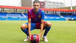 Kays Ruiz, el nou fitxatge del Barça B, dona positiu