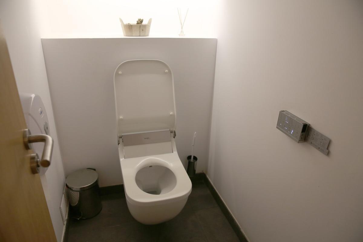 L'empresa no pot descomptar el temps d'anar al lavabo de les pauses