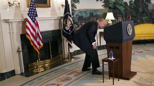 Un any de presidència ple de mentides