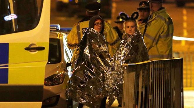 Tragèdia al Manchester Arena