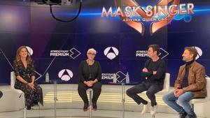 """Antena 3 presenta 'Mask Singer': """"Queríamos encontrar gente muy conocida y que no fuera habitual en tele"""""""