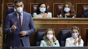 Díaz accepta que Economia entri en la reforma laboral a canvi de fixar els continguts amb Sánchez i Calviño