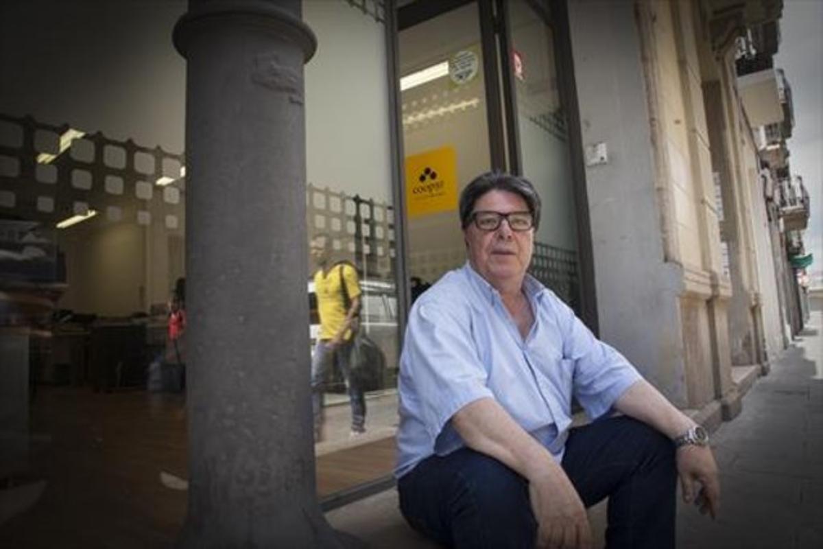 Paco Hernández: «'Nunca trabajaremos en una empresa capitalista', dijimos»