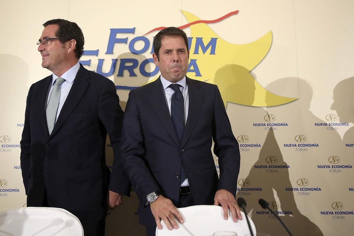 La patronal critica les mesures «a prop del populisme» de l'acord PSOE-Podem