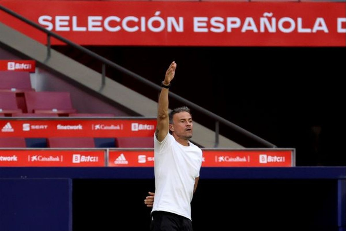 El positiu és Luis Enrique