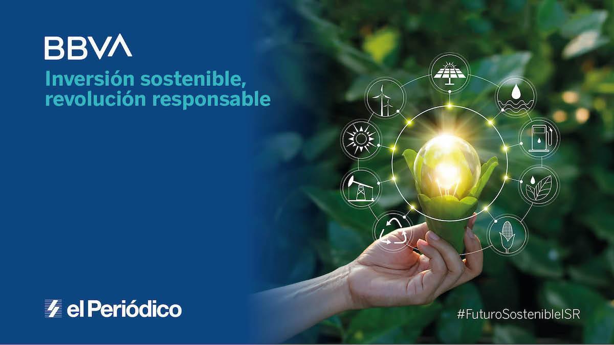 Resumen del debate 'BBVA: inversión sostenible, revolución responsable'.