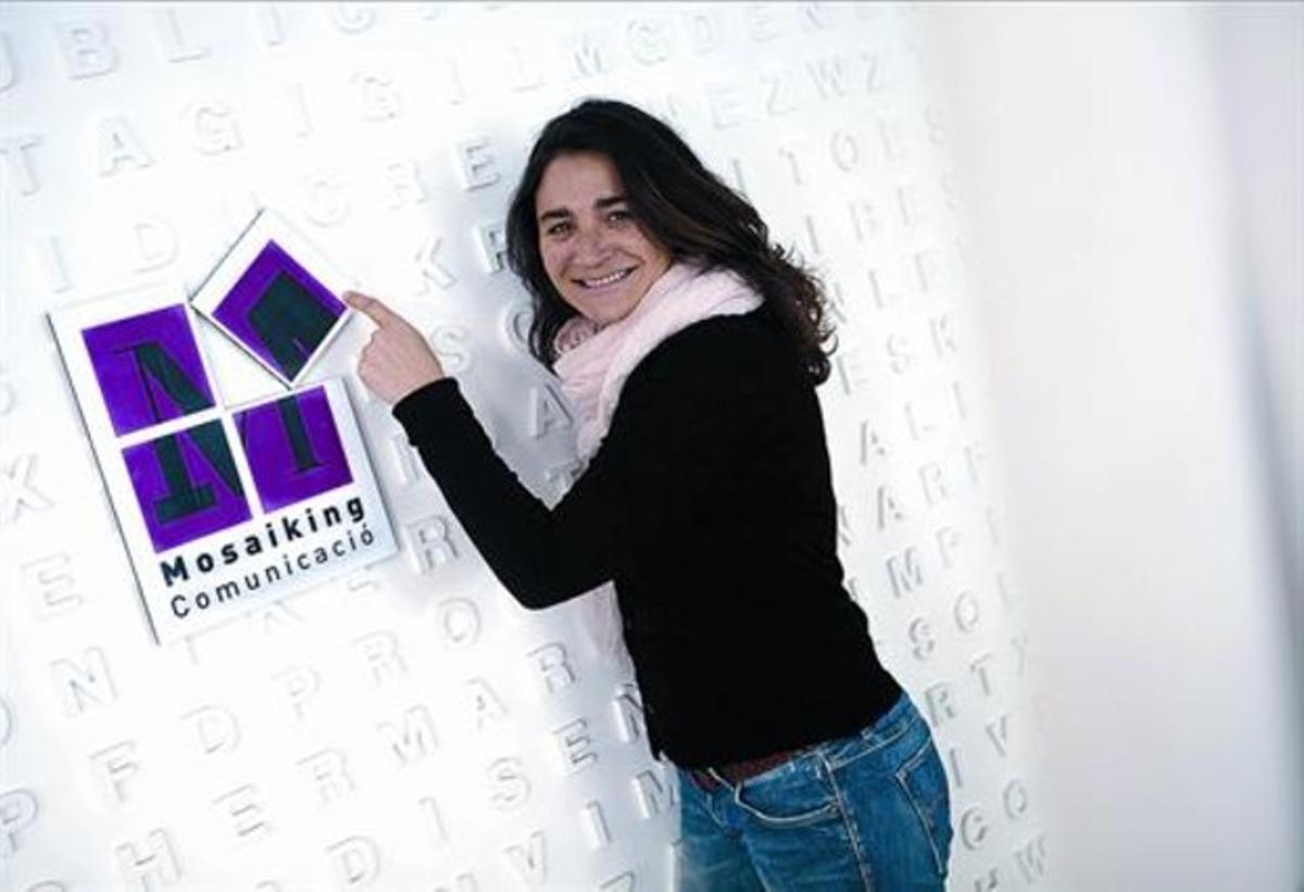 Marta Royo Espinet : «Se li ha de perdre la por a la publicitat»