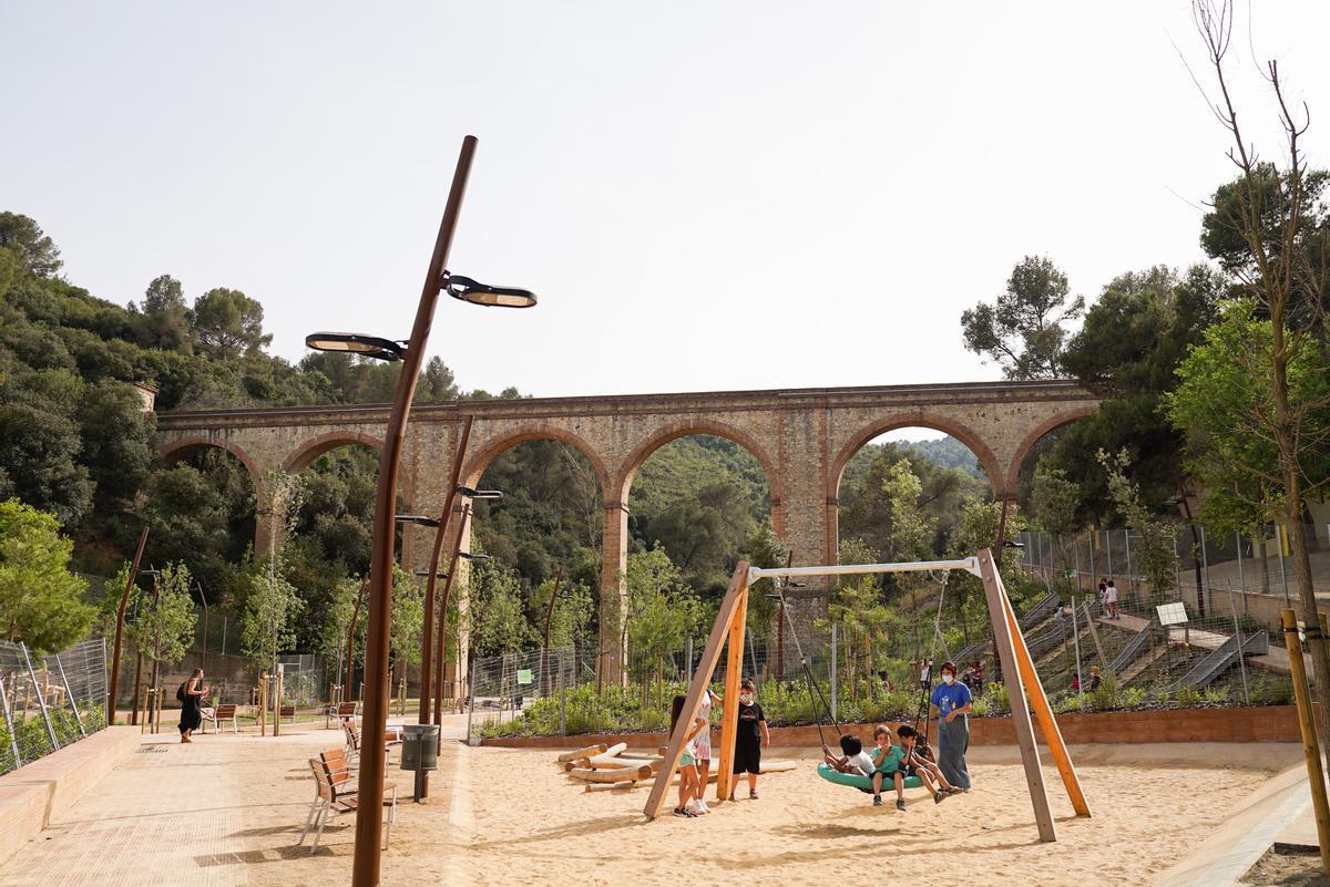 Parc de l'Aqüeducte