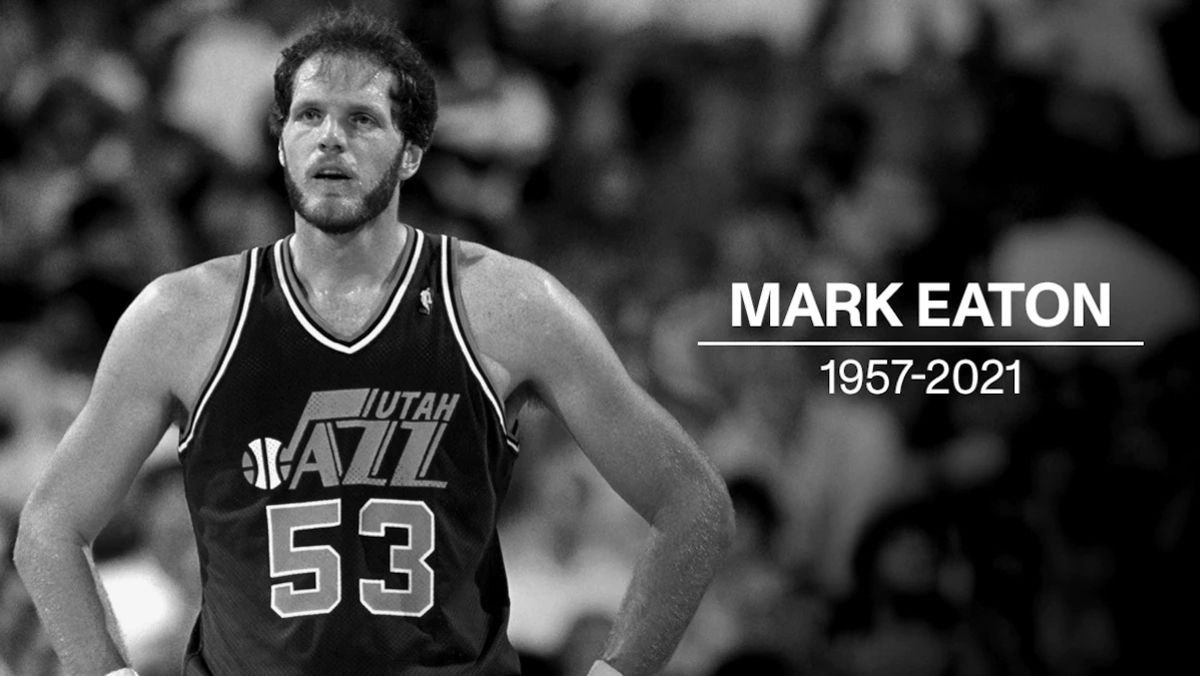 Mark Eaton.