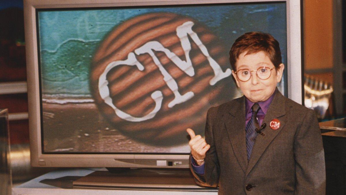 Martí Galindo, en su etapa en el programa 'Crónicas Marcianas'.