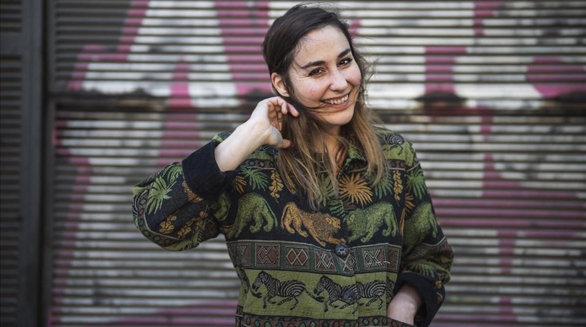 Isabel Fernández Reviriego, más conocida como Aries, actúa el sábado en el festival Primera Persona.