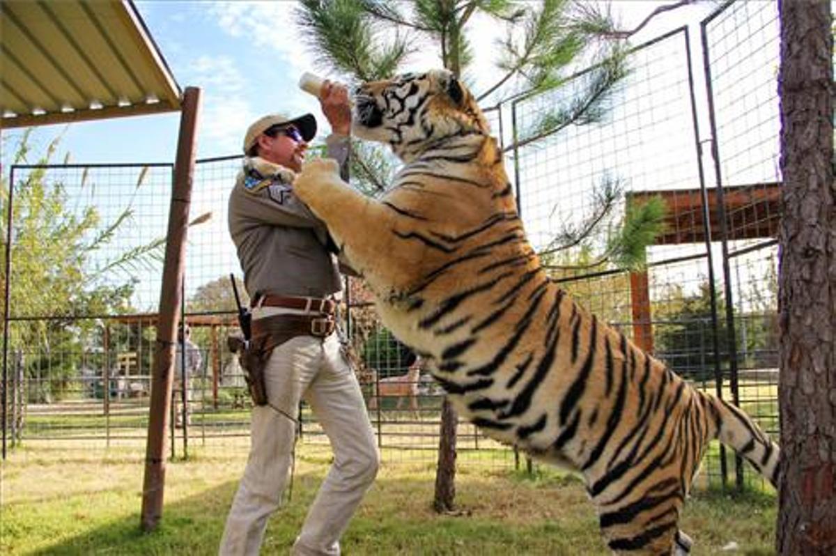 Donald Trump nega l'indult al 'Tiger King' Joe Exotic