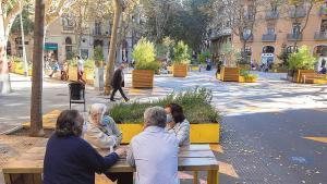 Barcelona suspèn llicències als carrers i places de la nova 'superilla' de l'Eixample