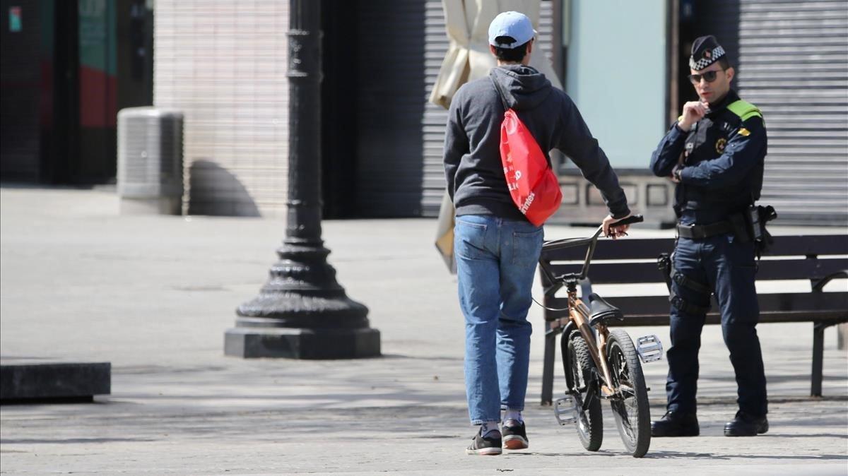 ¿Quan puc agafar la bicicleta? | Coronavirus