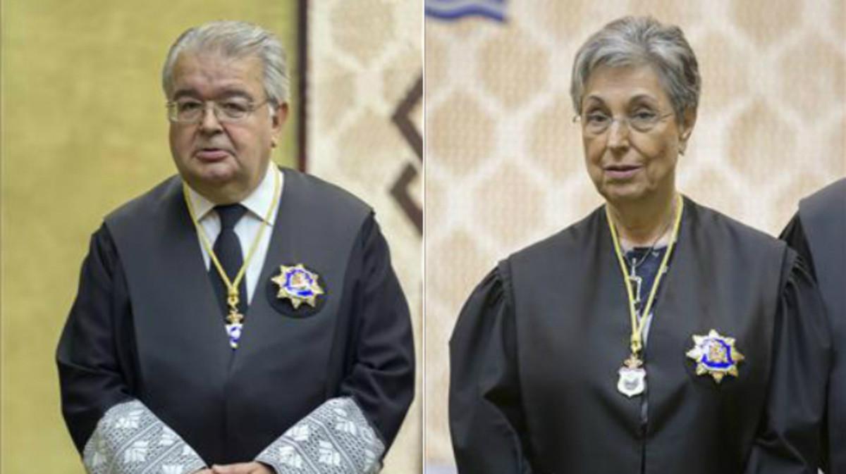 La mayoría impone al conservador González Rivas como presidente del Constitucional