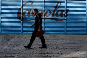 Fábrica de Cacaolat en Poblenou, Barcelona.