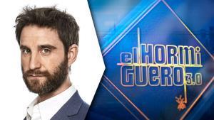 Dani Rovira, nuevo invitado de 'El hormiguero'.