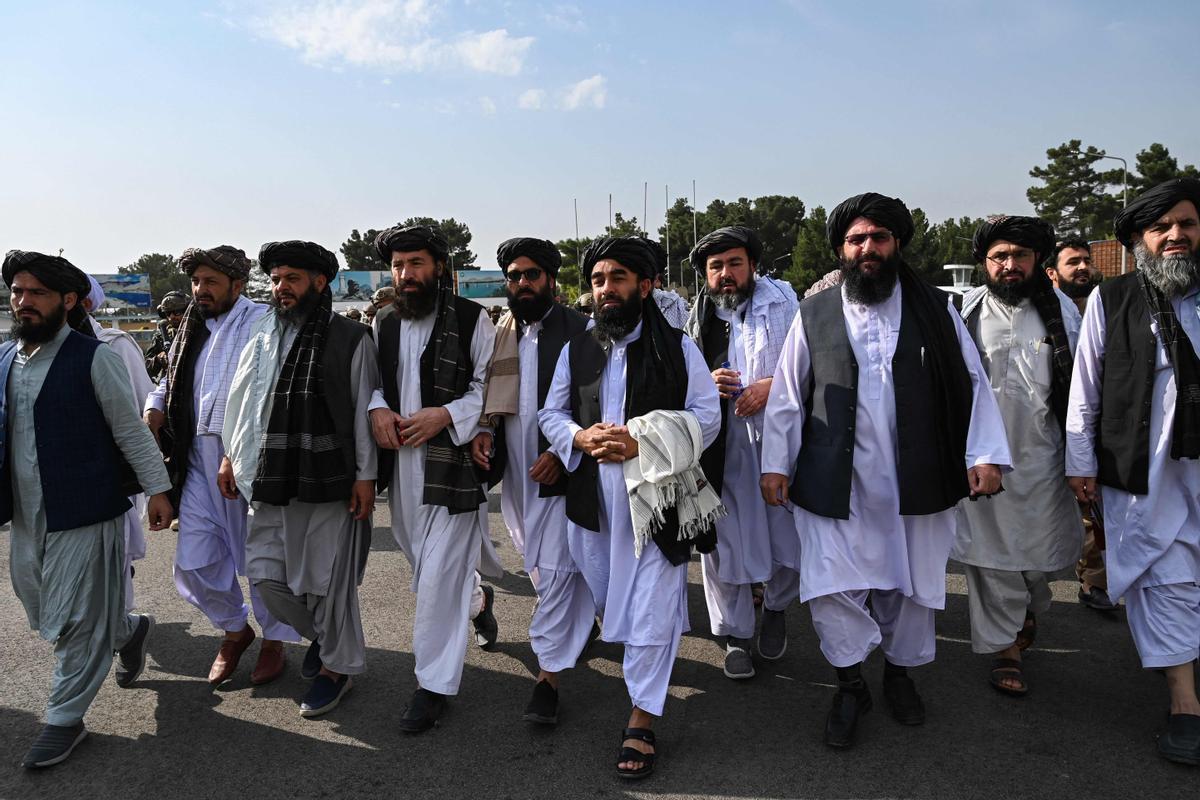 Paràbola del bon talibà