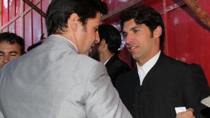 Francisco y Cayetano Rivera Ordóñez.