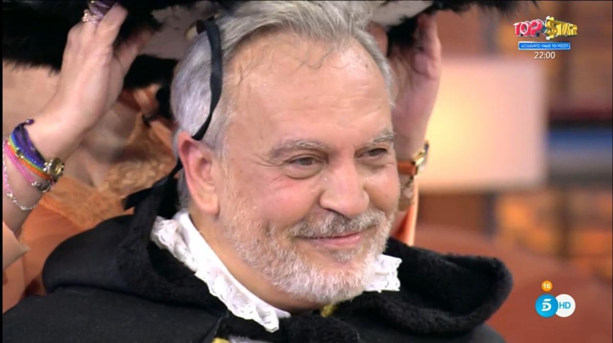 Enrique del Pozo vuelve a la televisión como nuevo colaborador de 'Viva la vida'