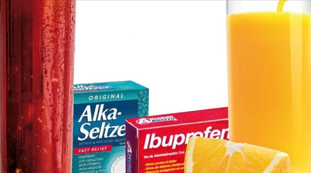 La química te puede ayudar, pero si no quieres empastillarte, tira de remedios naturales. ¿Zumo depurativo o Bloody Mary? Sopesa tu elección, porque hay uno que lo carga el diablo.