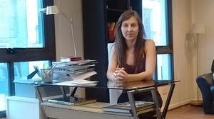 Júlia Miralles de Imperial, desde Buenos Aires.