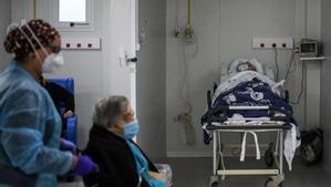 Portugal, col·lapsat per la Covid, estudia enviar pacients a altres països