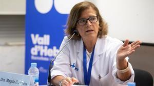 La cap d'epidemiologia de la Vall d'Hebron: «Hi ha marge abans del confinament»