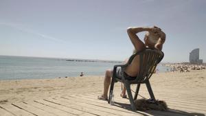 Fotograma de 'City for sale', un corto sobre la gentrificación dirigido por Laura Álvarez.