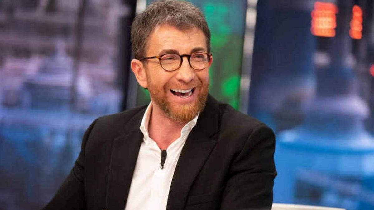 """Pablo Motos recibe la vacuna contra el Covid: """"Estoy supercontento"""""""